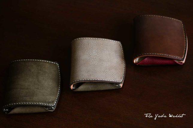 コンパクト小さい折財布