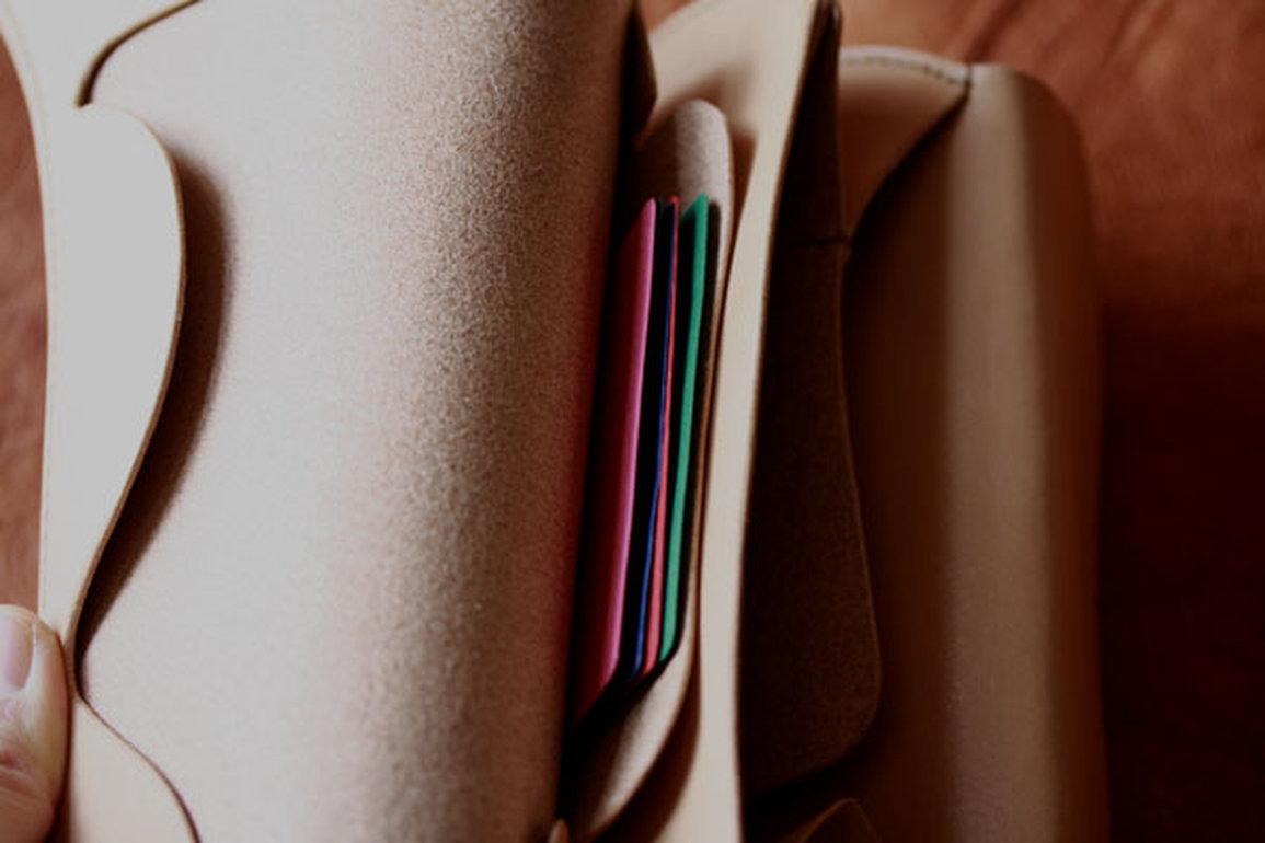 まとめ入れカードケース財布