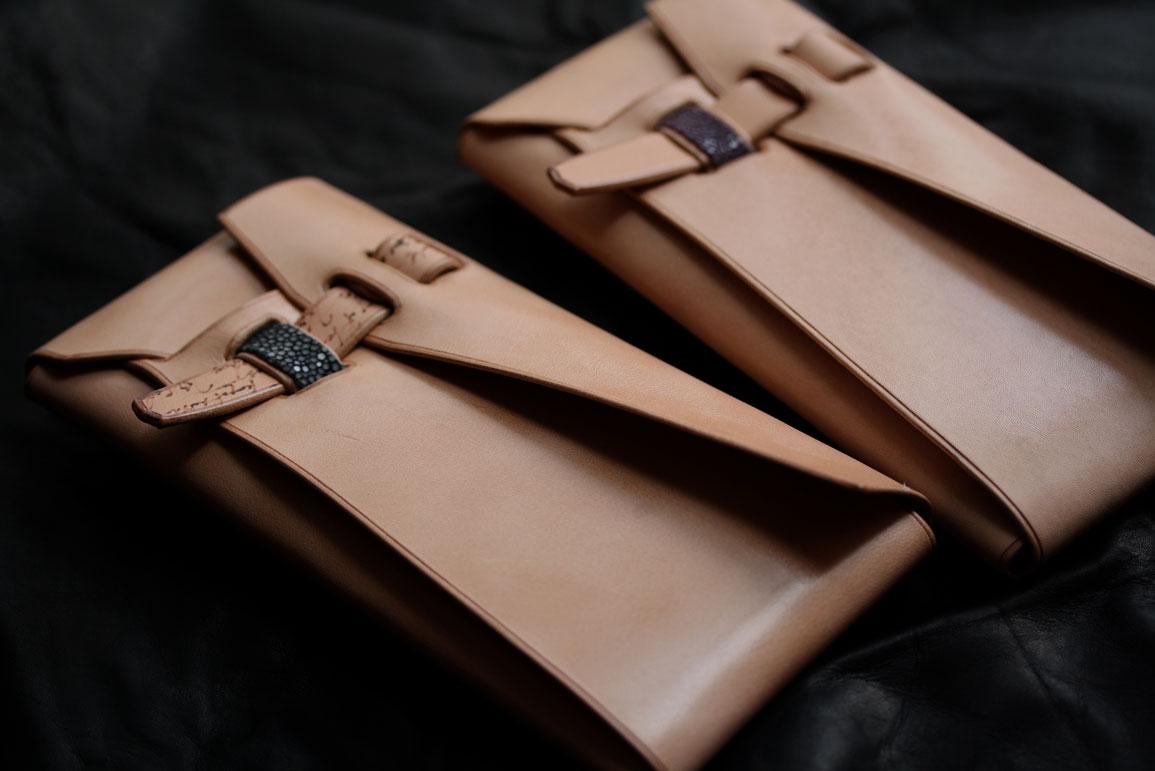 シームレス100万円専用財布