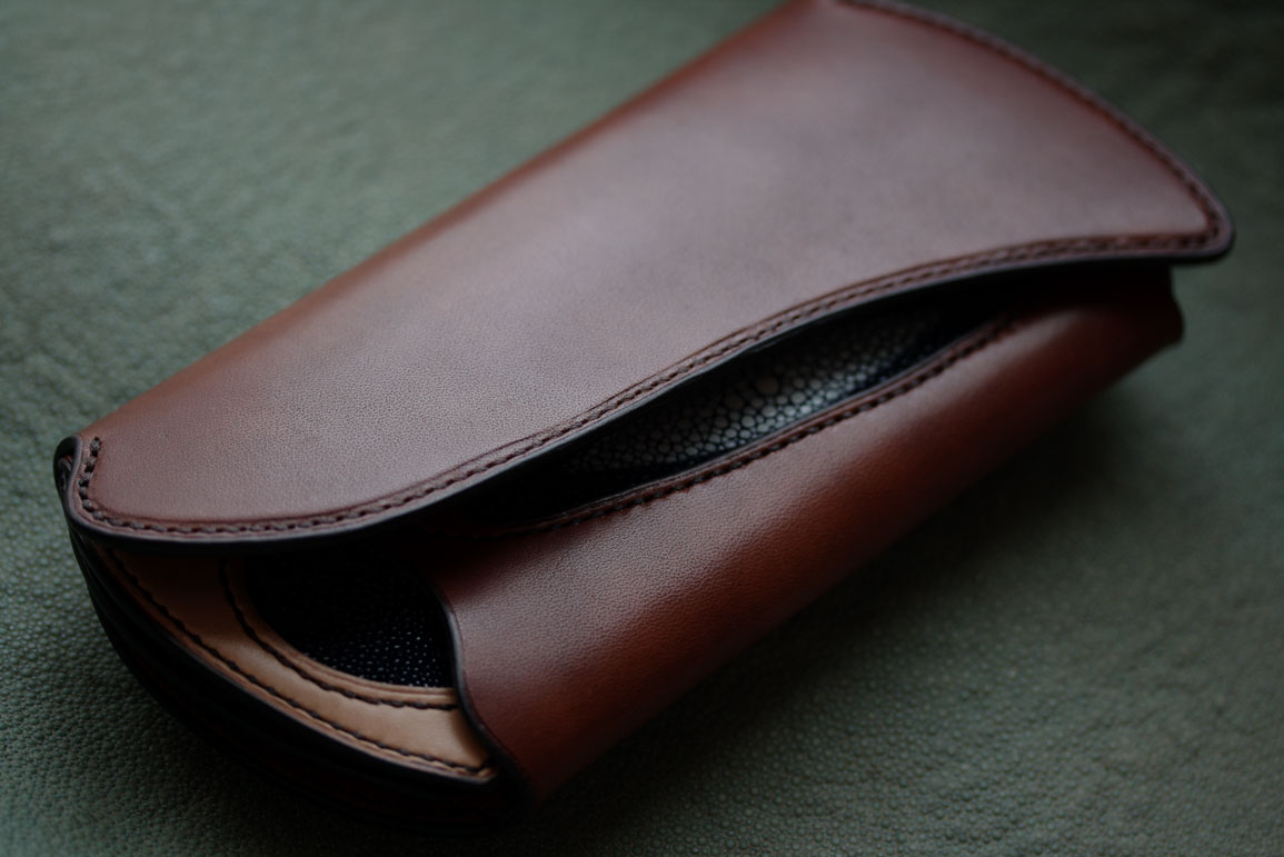 エイ革スティングレイ財布