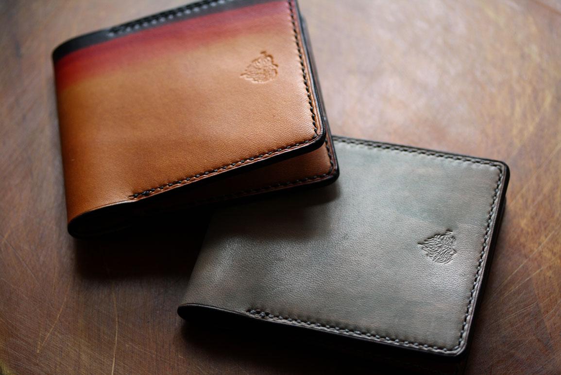 札ばさみ財布