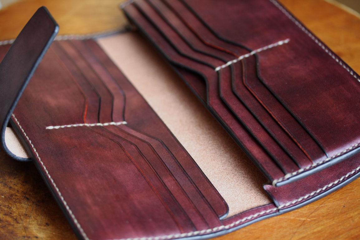 16枚カード財布