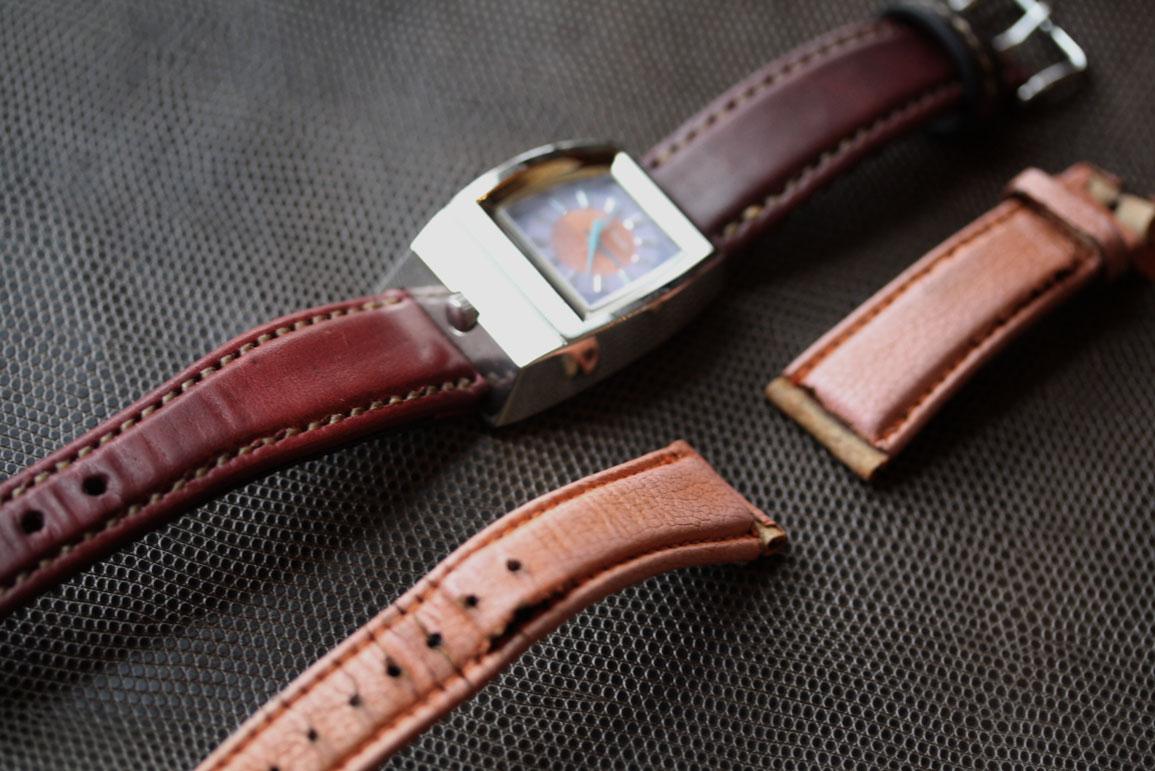 いろんな腕時計にNATOベルトが装着できるアダプ …