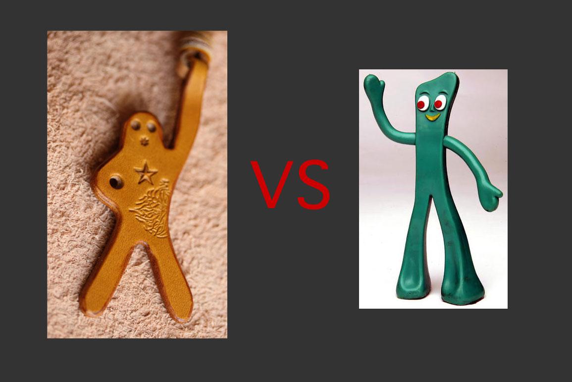 ヘイマスター対Gumby
