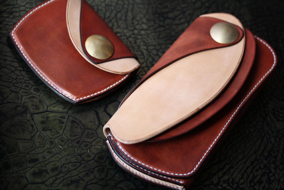 財布とコインケース