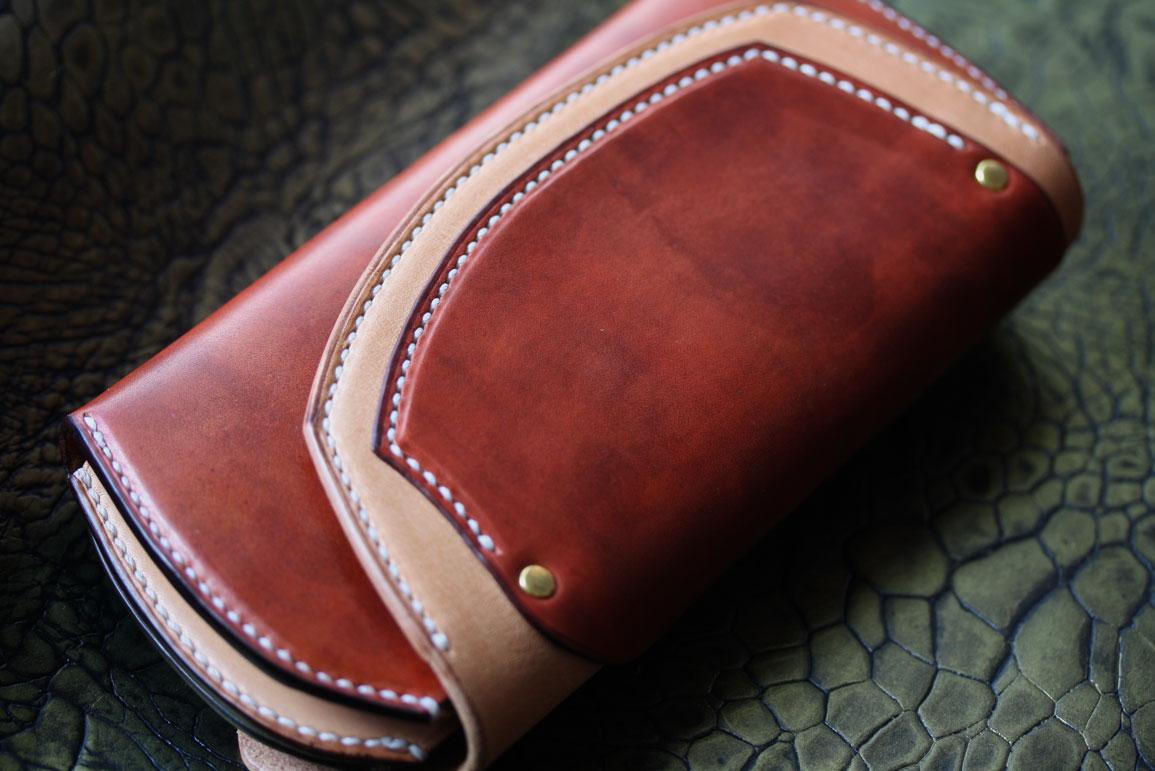 財布背面デザイン