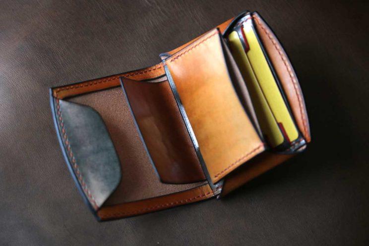 シルバーお財布