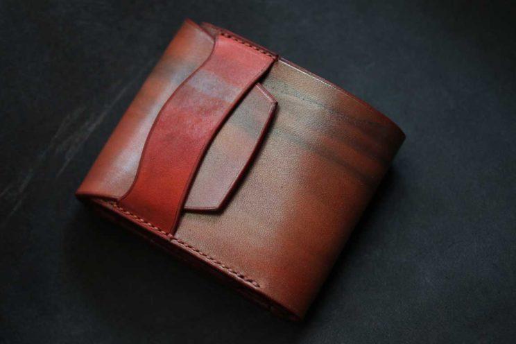 銅色お財布