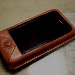 iPhone4/4Sケース(カバー) ナチュラル