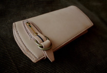 The Napoleon wallet Gorgeous ナチュラル