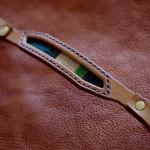 The Inlay Bracelet ナチュラル