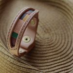 The Inlay Bracelet ナチュラル