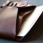 The SAI Cardcase ブラウン