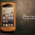 iPhoneケース ナチュラル