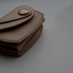 The Wing of beetle Key Case ナチュラル