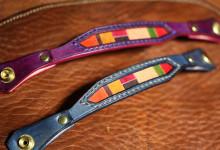 The Inlay Bracelet ネイビー バイオレット