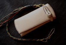 The Napoleon wallet Gorgeousナチュラル