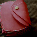 The Wing of beetle Wallet ピンク
