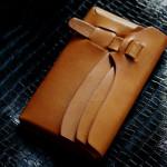 The Orikawa wallet イエロー