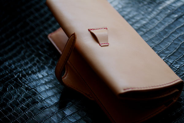 The Napoleon wallet Stylish ナチュラル