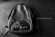 The Stylish Hunter Day Pack ブラック