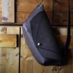 The Curve Shoulder Bag エルバマット グレー