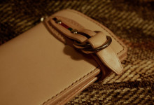 The Napoleon wallet Gorgeous ナチュラル