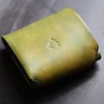 The Seaglass Wallet グリーン