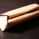 The Coron Pencilcase ナチュラル