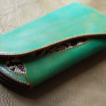 The Peafowl wallet