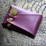 The SAI Cardcase レッド×グリーン