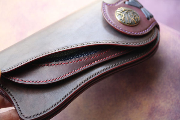 個性的財布