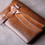 The Orikawa Wallet エイジング