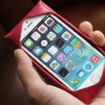 iPhoneケース ピンク