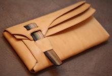 縫わない財布