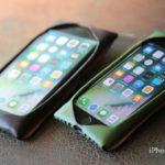 iPhone7シームレスケース サビ ミント