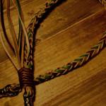 ウォレットロープ レインボー