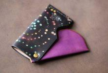 The Army Toothpick Case 花火+赤紫