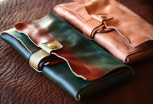 The New-Old wallet ナチュラル×ミント×ブラック×アースフラッシュ