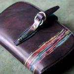 The Leaf Notebook ブラック×レインボー