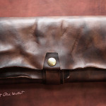 The New-Old wallet ブラウン