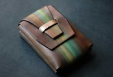 The Mammoth Cardcase グリーン閃光