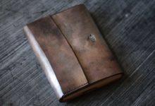 「Just」 Bookjacket  ビンテージシルバー