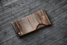 The Army Toothpick Case  シルバー