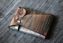 The SAI Cardcase  シルバー