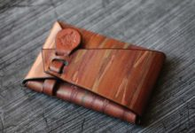 The SAI Cardcase  銅