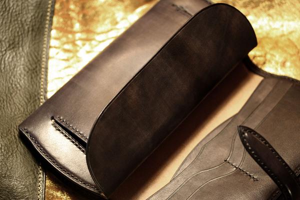 The Napoleon wallet Stylish ブラック