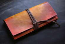 The Assassin Wallet チェリーサンバースト