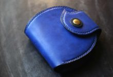 The Dry Earth Wallet  ブルー