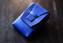 The Mammoth Cardcase  ブルー